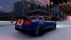 Snow IV для GTA 4