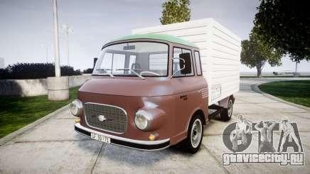 Barkas B1000 1961 для GTA 4