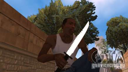 Clear weapon pack для GTA San Andreas