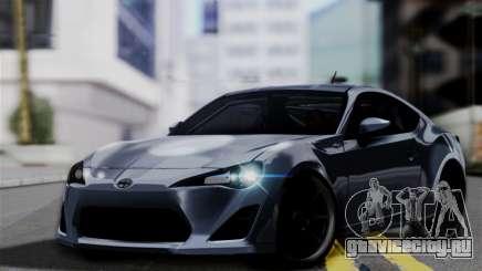 Scion FR-S (IVF) для GTA San Andreas