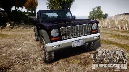 Senran Pioneer Pickup для GTA 4
