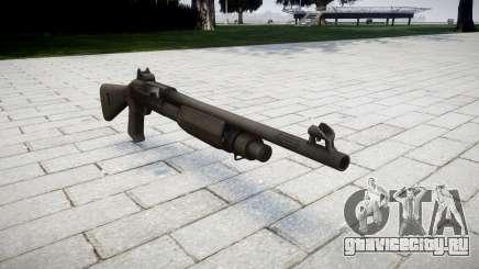 Боевoe ружьё Benelli M3 Convertible для GTA 4