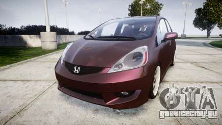 Honda Fit 2006 для GTA 4
