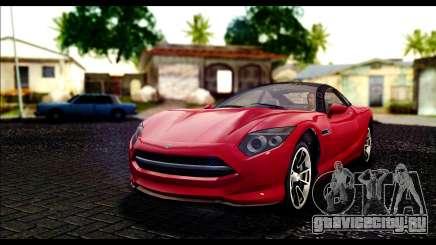 GTA 5 Hijak Khamelion IVF для GTA San Andreas