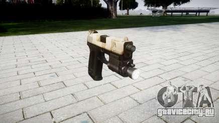 Пистолет HK USP 45 nevada для GTA 4