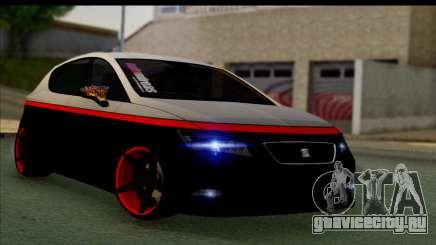 Seat Leon Hellandreas 2013 для GTA San Andreas