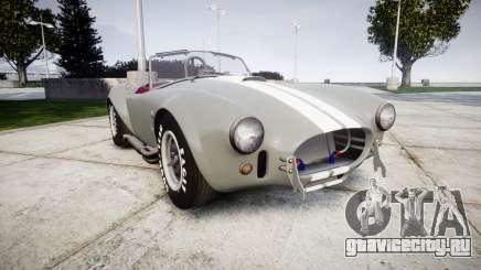 AC Cobra 427 PJ1 для GTA 4