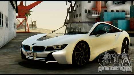 BMW I8 2013 для GTA San Andreas