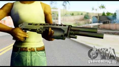 New Combat Shotgun для GTA San Andreas третий скриншот