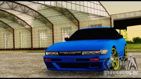 Nissan Silvia S13 Sileighty Drift Moster для GTA San Andreas