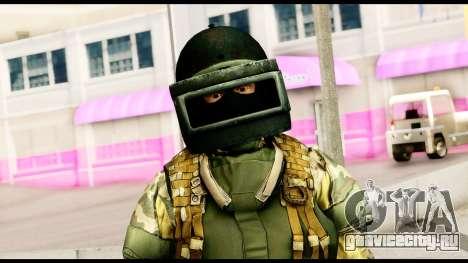 Support Troop from Battlefield 4 v2 для GTA San Andreas третий скриншот