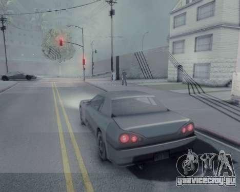 Graphic Mod v5.0 для GTA San Andreas для GTA San Andreas четвёртый скриншот