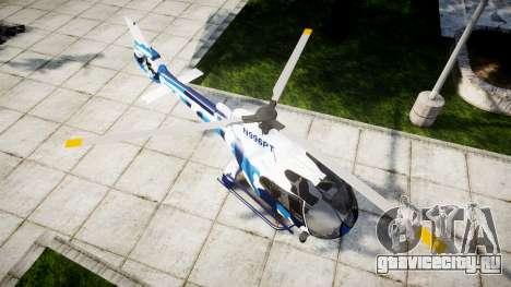 Eurocopter EC130B4 для GTA 4 вид справа