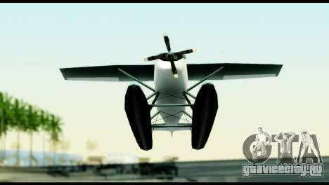 Beta Skimmer для GTA San Andreas вид изнутри
