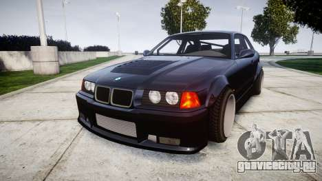 BMW E36 M3 Duck Edition для GTA 4