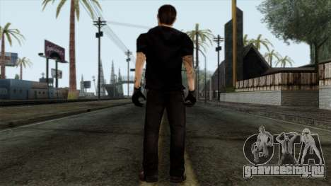 GTA 4 Skin 27 для GTA San Andreas второй скриншот