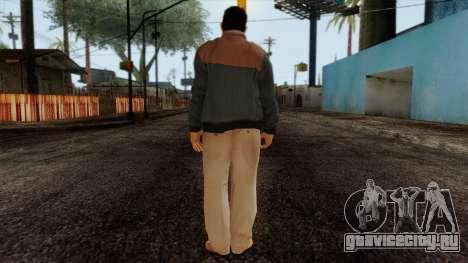 GTA 4 Skin 47 для GTA San Andreas второй скриншот