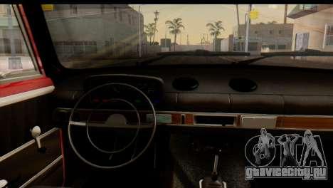 ВАЗ 2101 Жигули для GTA San Andreas вид справа