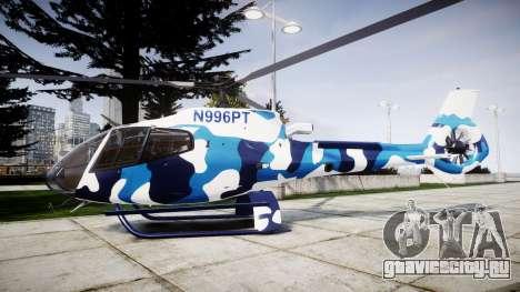 Eurocopter EC130B4 для GTA 4 вид слева