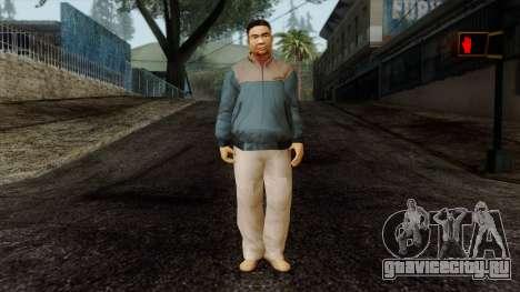 GTA 4 Skin 47 для GTA San Andreas