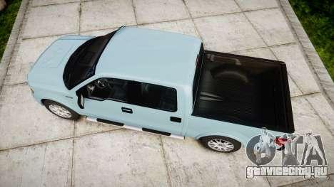 Ford Lobo 2012 для GTA 4 вид справа
