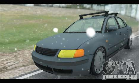 VW Passat для GTA San Andreas
