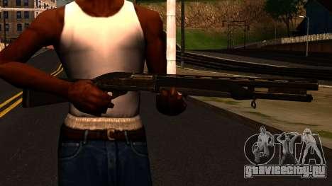 Shotgun from GTA 4 для GTA San Andreas третий скриншот