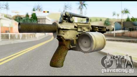 Patriot from Metal Gear Solid для GTA San Andreas второй скриншот
