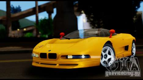 BMW Italdesign Nazca C2 1991 для GTA San Andreas