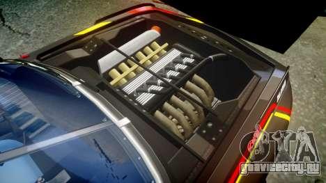 BMW 3.0 CSL Group4 [29] для GTA 4 вид сзади