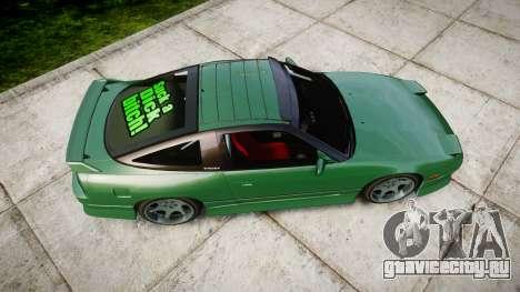 Nissan 240SX StreetStyle для GTA 4 вид справа