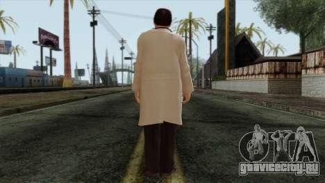 GTA 4 Skin 82 для GTA San Andreas второй скриншот