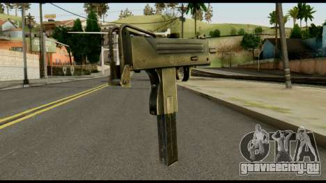 Ingram from Max Payne для GTA San Andreas