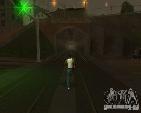 Colormod Dark Low для GTA San Andreas двенадцатый скриншот