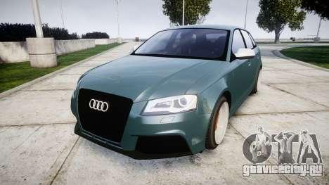 Audi RS3 Stanced для GTA 4