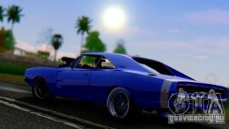 HardCore ENB для GTA San Andreas третий скриншот
