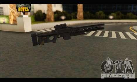 BF4 Final Stand DLC Rorsch Mk-1 для GTA San Andreas второй скриншот