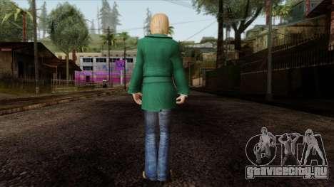 GTA 4 Skin 35 для GTA San Andreas второй скриншот