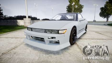 Nissan 240SX Sil80 для GTA 4