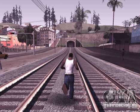 Colormod by Shane для GTA San Andreas второй скриншот