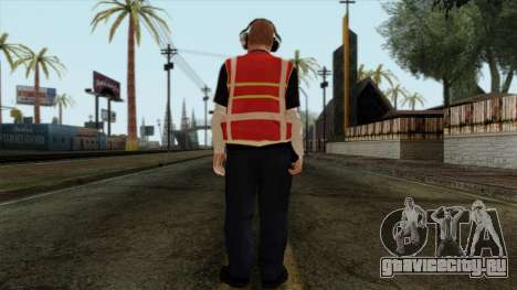 GTA 4 Skin 17 для GTA San Andreas второй скриншот