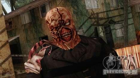 Resident Evil Skin 9 для GTA San Andreas третий скриншот