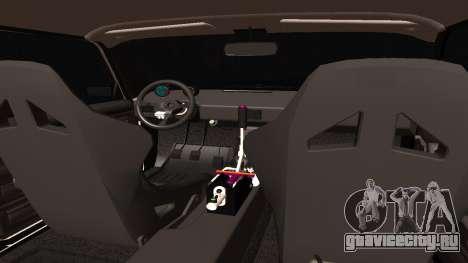 Ваз 2105 корЖик для GTA San Andreas вид справа