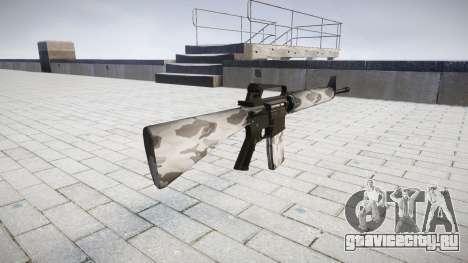 Винтовка M16A2 yukon для GTA 4 второй скриншот