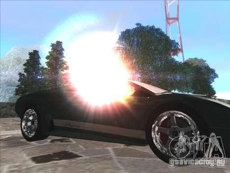 Приятный ColorMod для GTA San Andreas седьмой скриншот