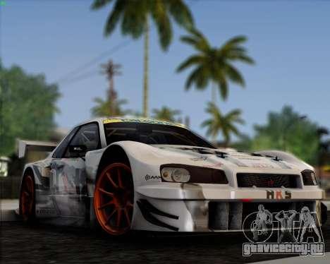 EazyENB для GTA San Andreas пятый скриншот