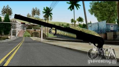 Pump Shotgun from Max Payne для GTA San Andreas