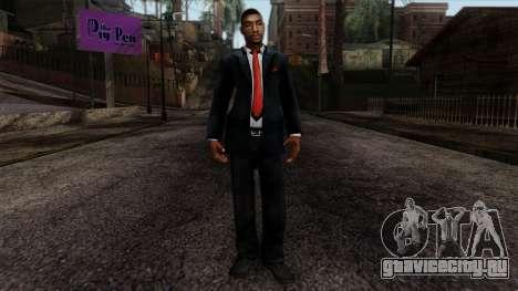 GTA 4 Skin 23 для GTA San Andreas