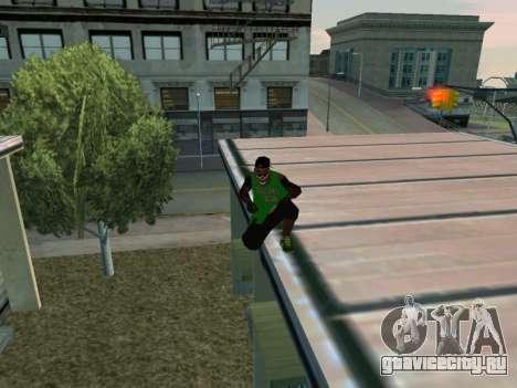 Fam3 Skin для GTA San Andreas пятый скриншот
