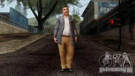 GTA 4 Skin 72 для GTA San Andreas